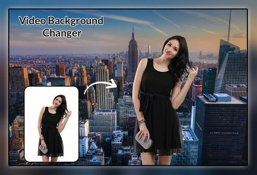 Video Background Changer screenshot 1
