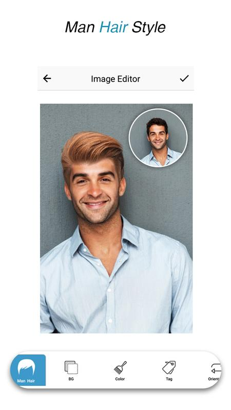 Man Hairstyle Photo Editor For Android Apk Download