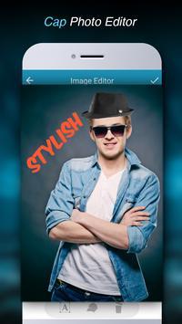 Cap Photo Editor screenshot 5