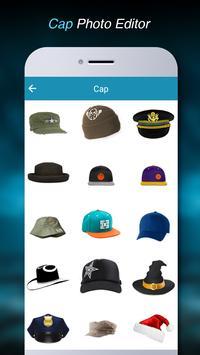 Cap Photo Editor screenshot 1