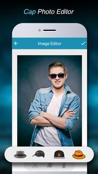 Cap Photo Editor screenshot 3
