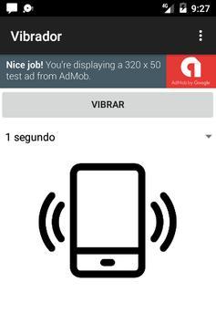 Vibrador screenshot 1