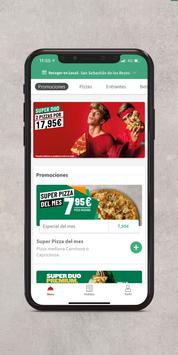 Papa John's Pizza España screenshot 1