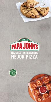 Papa John's Pizza España screenshot 4