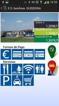 Gasolineras bonÀrea screenshot 1