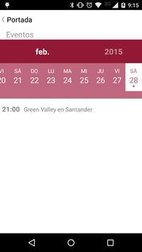 Escenario Santander screenshot 1