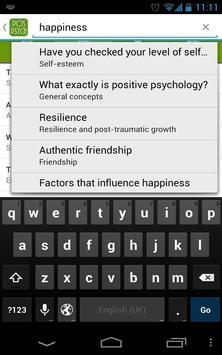 Simple Positive Psychology capture d'écran 5