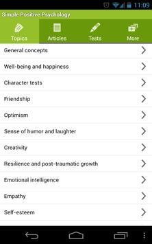 Simple Positive Psychology Affiche