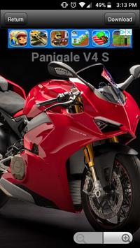 Ducatist's motorbike catalog: Ducapp screenshot 3