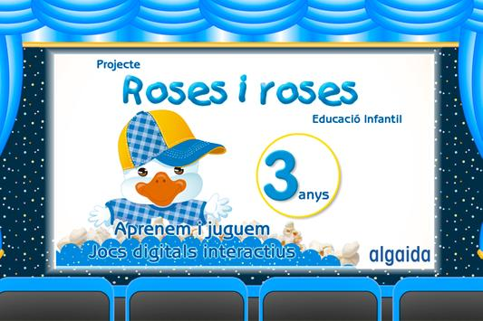 Roses i roses 3 anys screenshot 2