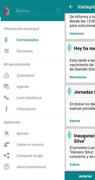 Valdepiélagos Informa screenshot 2