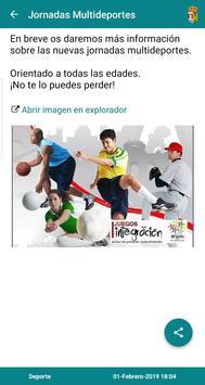 Villavieja del Lozoya Informa poster