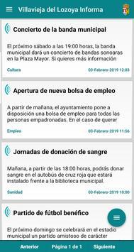 Villavieja del Lozoya Informa screenshot 2