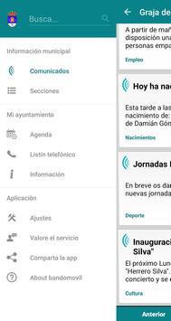 Graja de Campalbo Informa screenshot 2