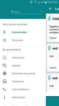 Ledaña Informa screenshot 1
