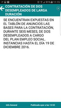 Mohedas de Granadilla Informa screenshot 2