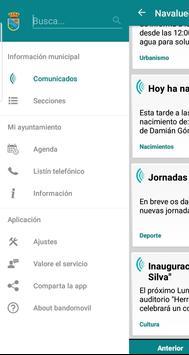 Navaluenga Informa screenshot 2