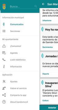 San Martín y Mudrián Informa screenshot 2