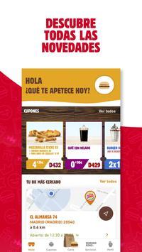 BURGER KING® España Poster