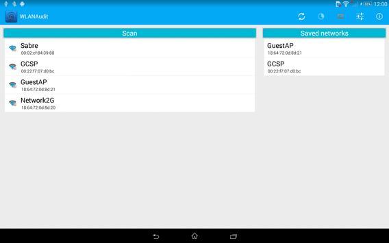 WLANAudit screenshot 4