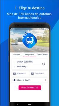 IberoCoach: Compra tus billetes de autobús screenshot 2