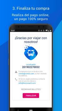 IberoCoach: Compra tus billetes de autobús screenshot 4