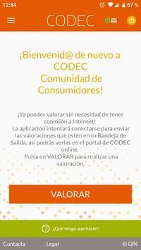 CODEC screenshot 9