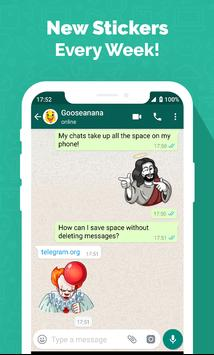 Forocoches Stickers for WhatsApp - WASticker 2019 screenshot 1
