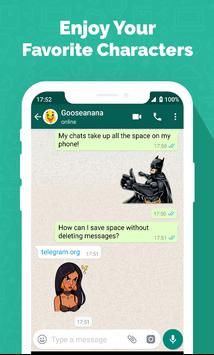 Forocoches Stickers for WhatsApp - WASticker 2019 screenshot 2