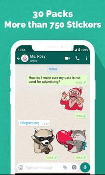 Forocoches Stickers for WhatsApp - WASticker 2019 screenshot 7