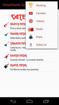 MetalHeadsQuiz screenshot 2