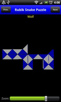 Snake Puzzle screenshot 5