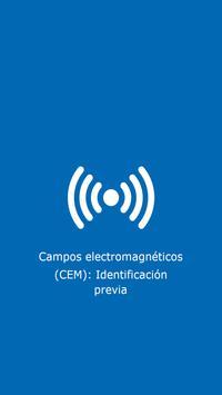 Campos Electromagnéticos (CEM) poster