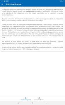 Campos Electromagnéticos (CEM) screenshot 10