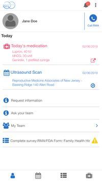 RMA Patient Portal poster