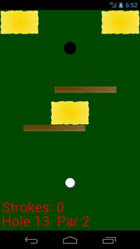 WoodLand mini-golf screenshot 1