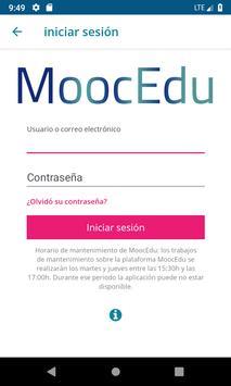 iMoocEdu screenshot 1