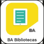 Bibliotecas BA icon