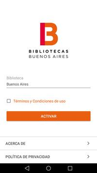 Bibliotecas BA poster