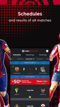 La Liga Official App - Live Soccer Scores & Stats 截图 10