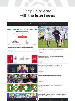 La Liga - Spanish Soccer League Official screenshot 12