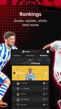 La Liga Official App - Live Soccer Scores & Stats 截图 22