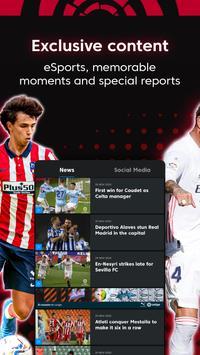 La Liga Official App - Live Soccer Scores & Stats 截图 3