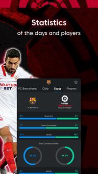 La Liga Official App - Live Soccer Scores & Stats 截图 7