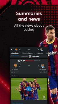 La Liga Official App - Live Soccer Scores & Stats 截图 9