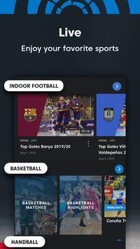 LaLiga Sports TV - Live Sports Streaming & Videos 截图 19