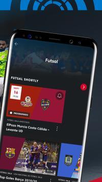 LaLiga Sports TV - Live Sports Streaming & Videos 截图 1