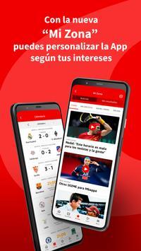 Diario AS – noticias y resultados deportivos Ekran Görüntüsü 1