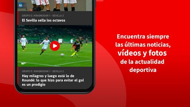 Diario AS – noticias y resultados deportivos Ekran Görüntüsü 8