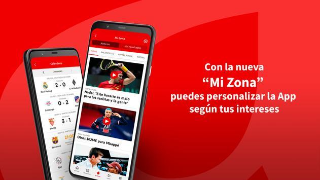Diario AS – noticias y resultados deportivos Ekran Görüntüsü 7